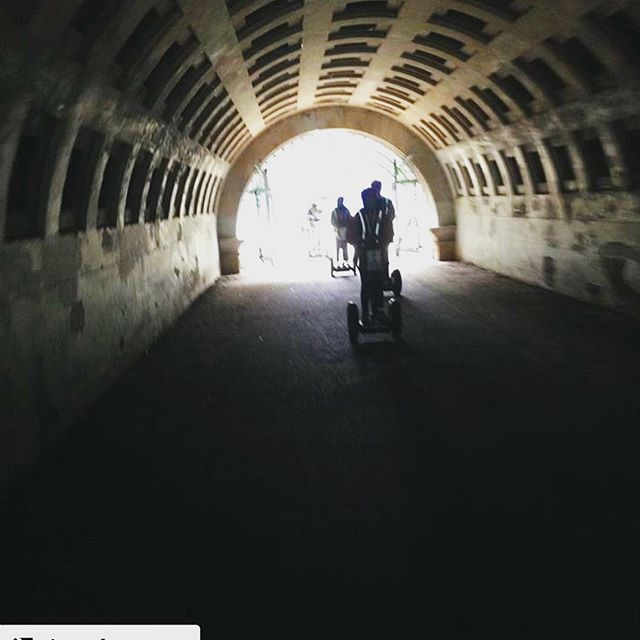 Exploring under and over the roads in Golden Gate Park in San Francisco Ca @sfsegway ・・・ Exploring hidden trails and tunnels in in San Francisco - time to see the flowers  blooming - plan your segway tour in Golden Gate Park today. Among many sites you will cruise past - the amazing Conservatory of Flowers. @conservatoryofflowers  @deyoungmuseum @calacademy and  The springtime weather in San Francisco is perfect for getting outside. You should be touring through beautiful Golden Gate Park in San Francisco. Get out and see the amazing park on a segway tour. It's always a perfect day for a segway tour. . . .
