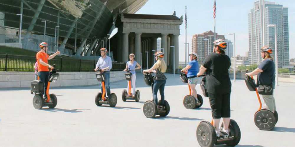 Absolutely Chicago Segway Tours - Chicago Illinois