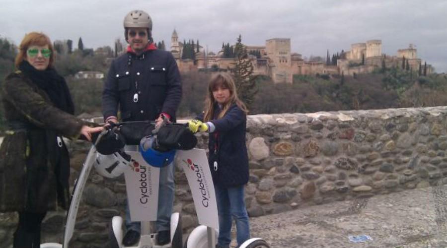 Cyclotour - Segway Tours - Seville Spain