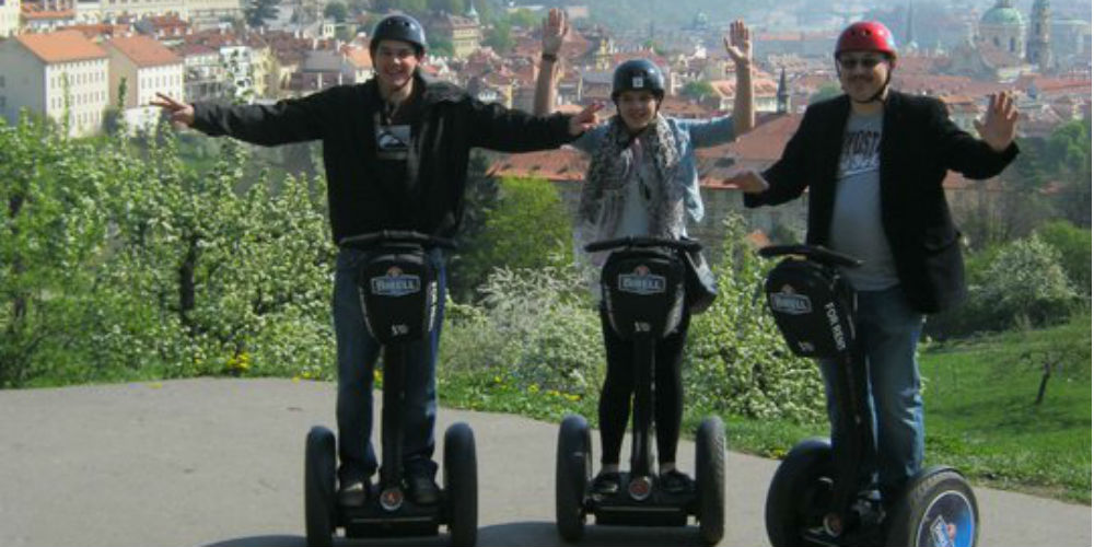 Prague Segway Tours - Prague Czech Republic