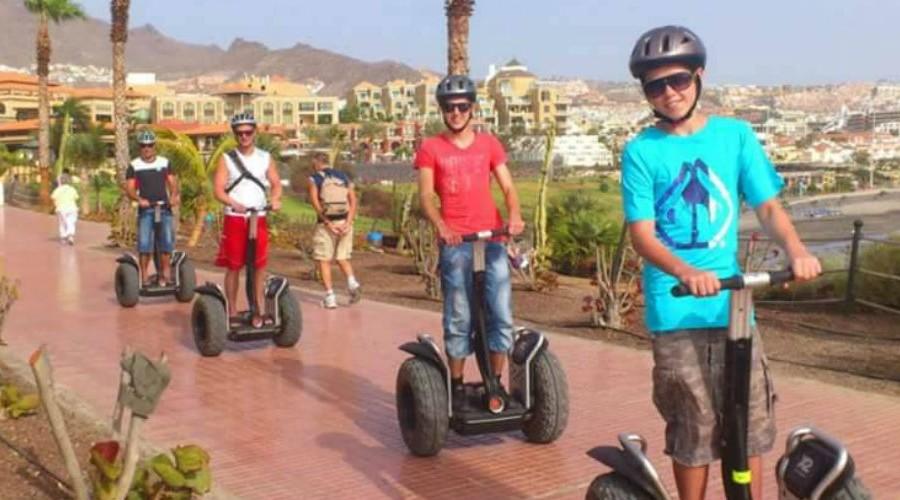 Ecologic Segway Sport Tenerife - Costa Adeje Tenerife, Spain