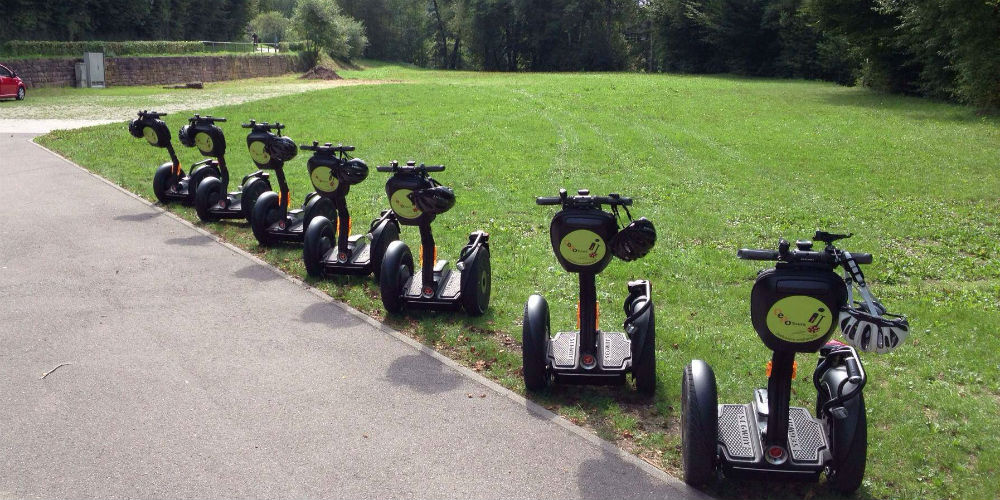 Eventmeile1 - Segway Tours and Events Wildberg Black Forest Germany
