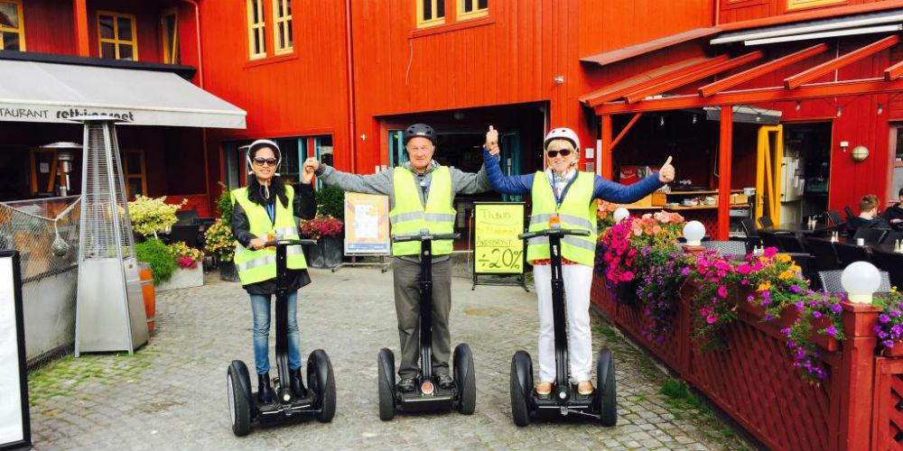 Fly N Hi Segway Tours - Kristiansand Norway