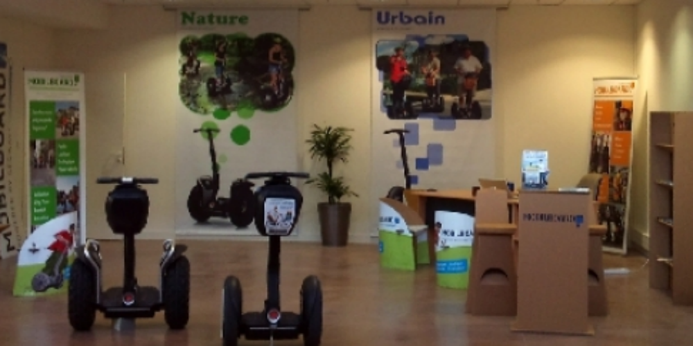 Mobilboard Segway Tours - Troyes France
