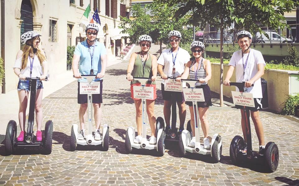 Segway Verona Tour Authorized - Verona Italy