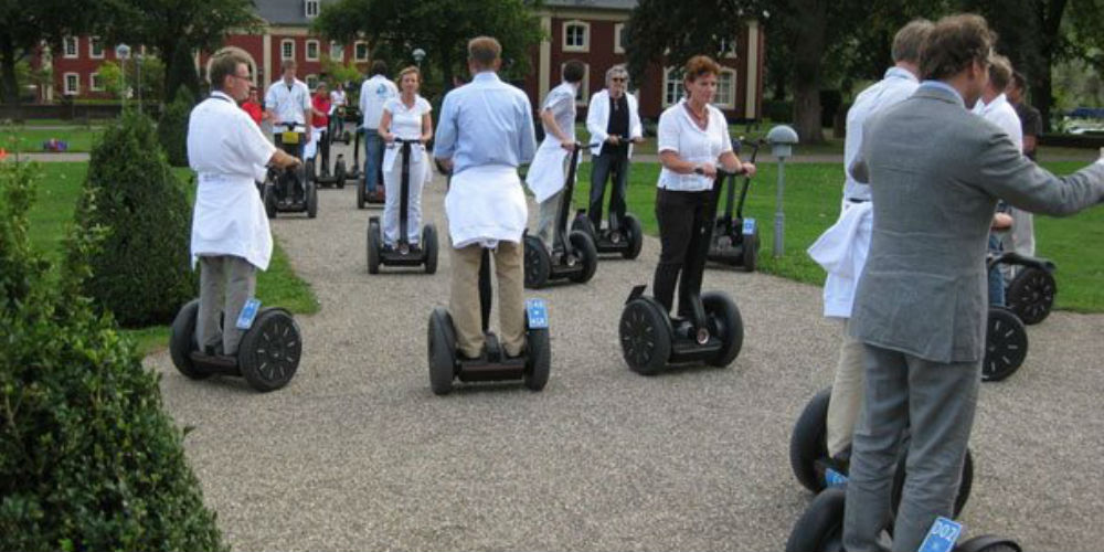 IGo Segway Events and Concepts Amsterdam Netherlands Segway