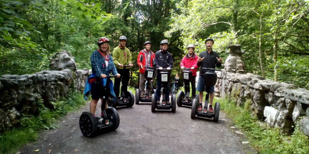 Woodland Segway - Segway Tours and Activities - Boyle Ireland