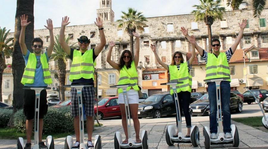 Luka Rent - Ninebot Tours and Rentals - Split Croatia