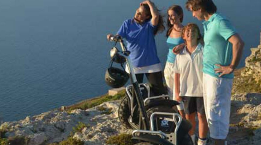 Malta Segway Tours - Valletta Malta