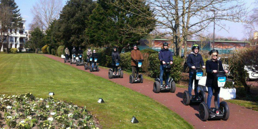 Mobilboard Segway Tours - Le Touquet-Paris-Plage France