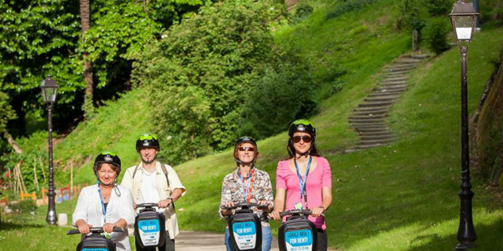 Mobilboard Segway Tours - Pau France