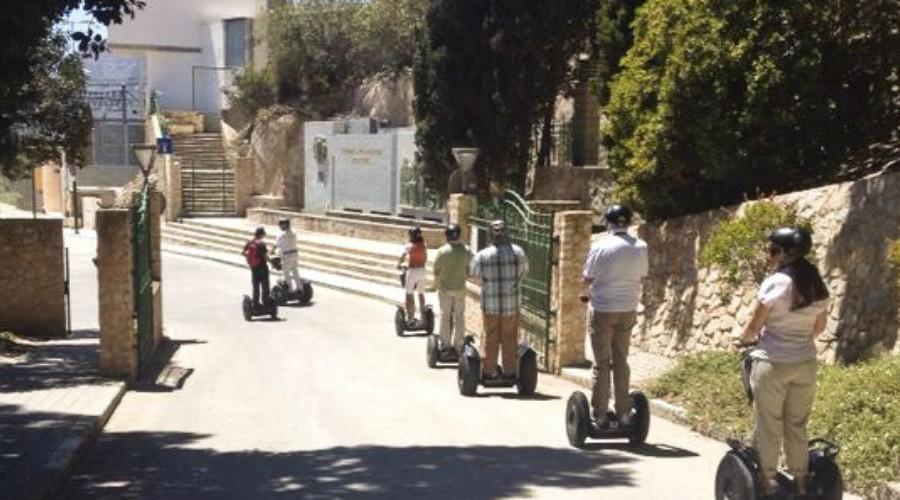 Natoural Segway - Segway Tours - Murcia Spain