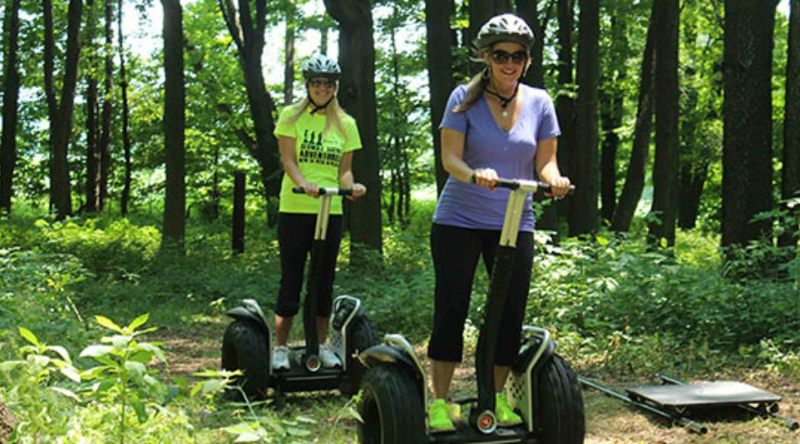 Peek'n Peak Resort - Segway Tours - Clymer New York