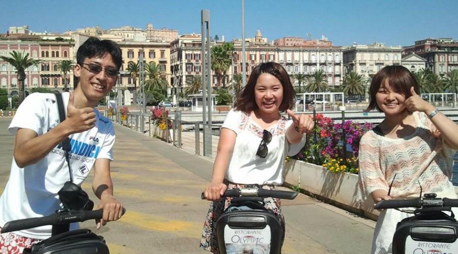 New Way Sardinia - Cagliari Segway Tours - Cagliari Sardinia Italy