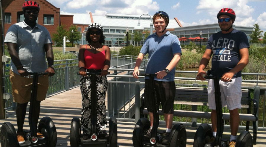 New Bern Segway Tours - New Bern North Carolina