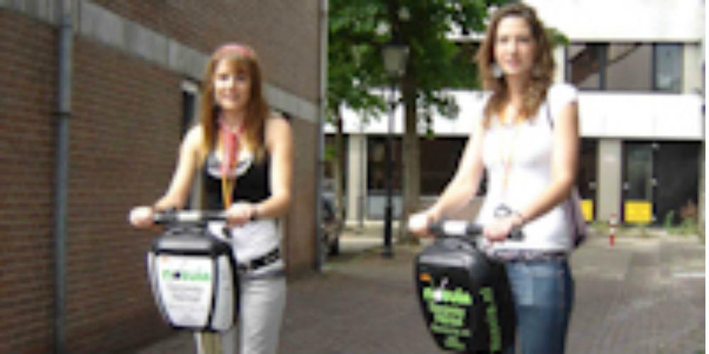 Nosvia Segway Rental - Utrecht Netherlands