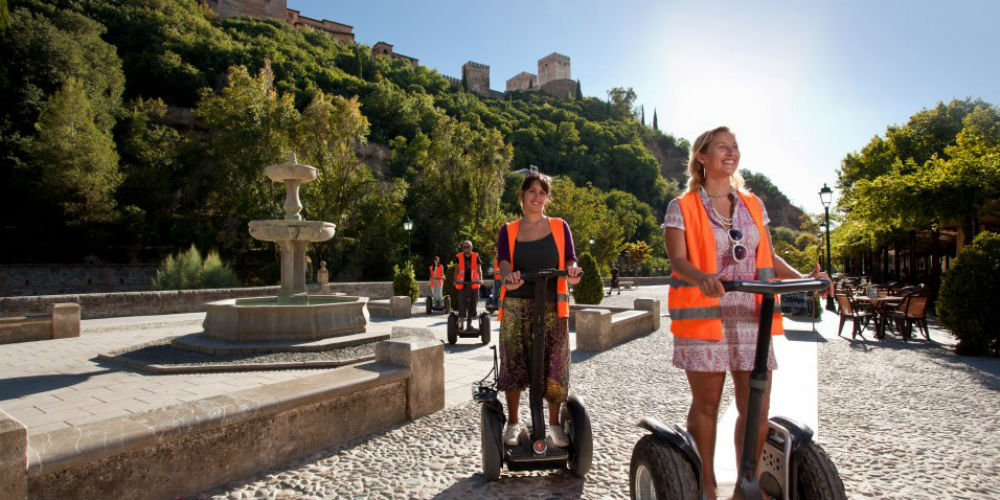 Play Granada Segway Tours - Granada Spain