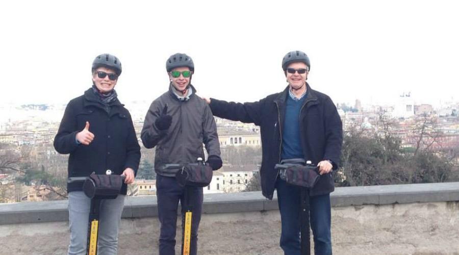 SEGitEASY Segway Tours Rome - Rome Italy
