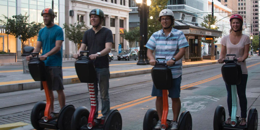 Salt City Rollers - Segway Tours - Salt Lake City Utah