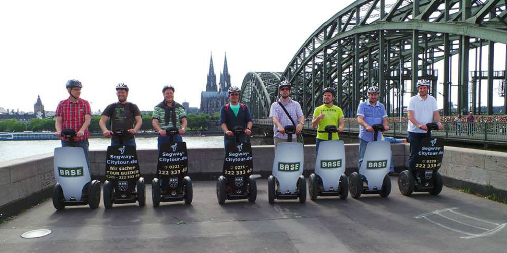 segway citytour cologne by mindways cologne germany. Black Bedroom Furniture Sets. Home Design Ideas