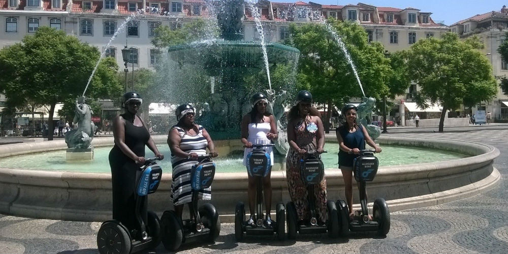 Segway Experience by Moving Free - Lisbon Belem Portugal