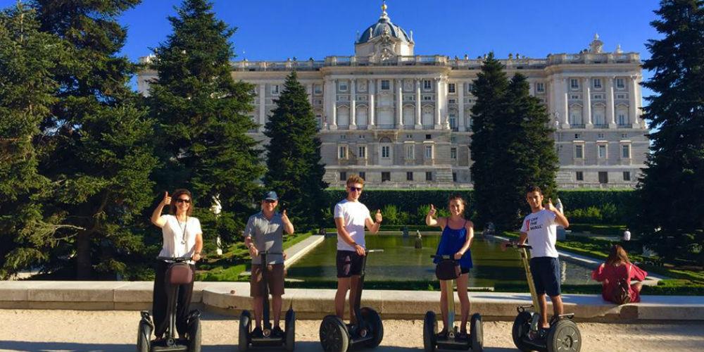 Segway Tours Ensegway - Granada Spain