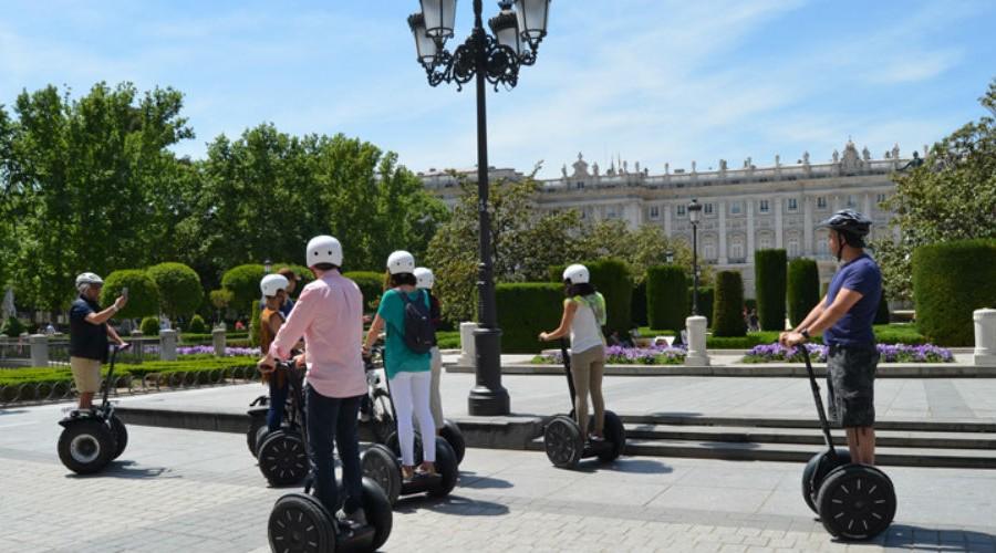 Segway Travel Madrid - Segway Tours - Madrid Spain
