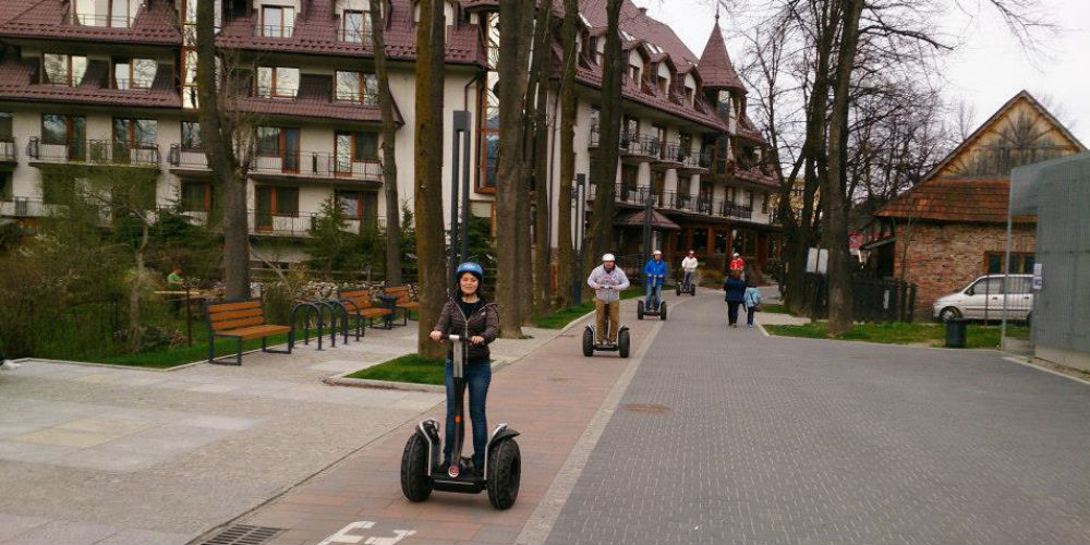 Segway Zakopane - Segway Tours - Zakopane Poland