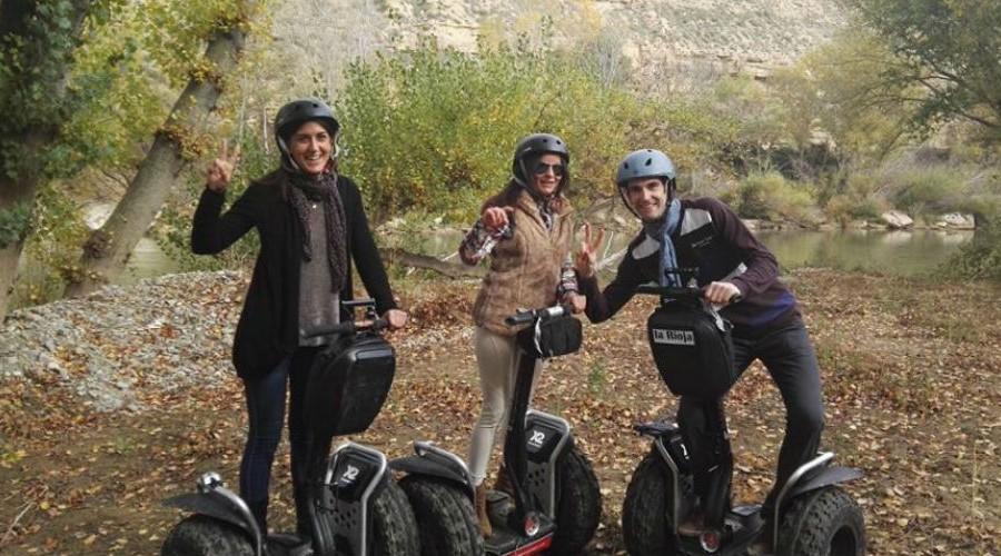 Segway la Rioja - Segway Tours - Logrono Spain