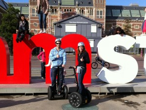 Best Dam Segway Tours – in Amsterdam Netherlands