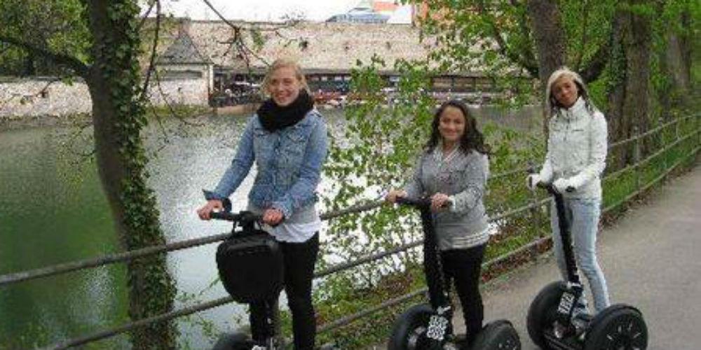 Segway Tour Augsburg Germany