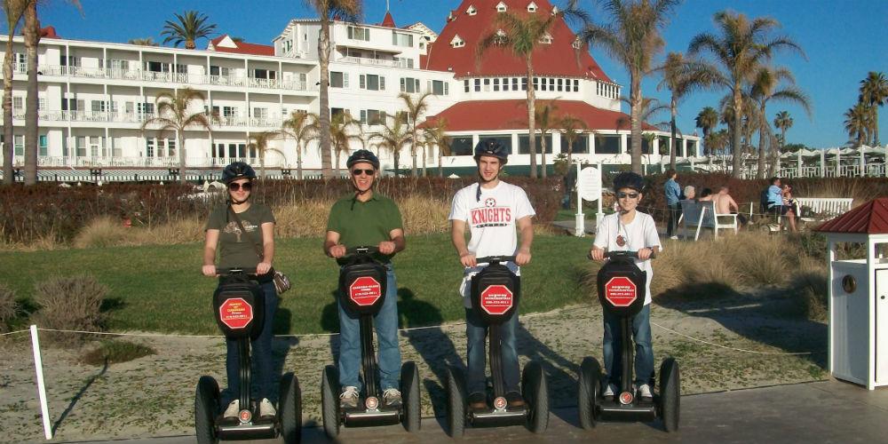 Segway Of Coronado - Segway Tours and Sales - Coronado and San Diego California