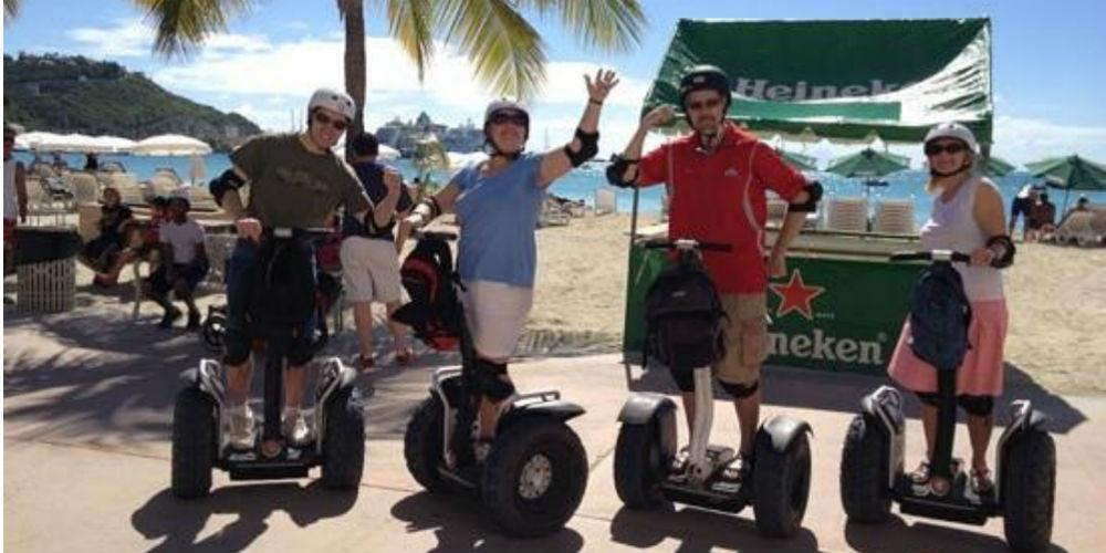 Caribbean Segway Tours - St Maarten