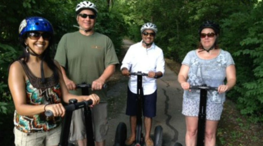 Franklin Segway Tours - Franklin Tennessee
