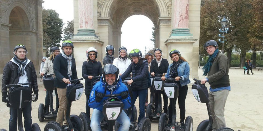 The Green Way - Segway Tours - Paris France
