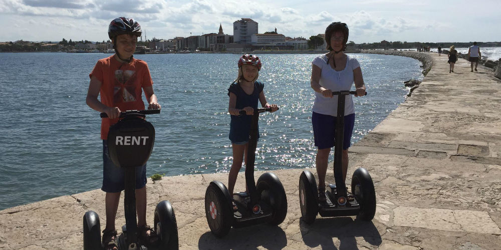 Umag Segway City Tour - Umag Croatia