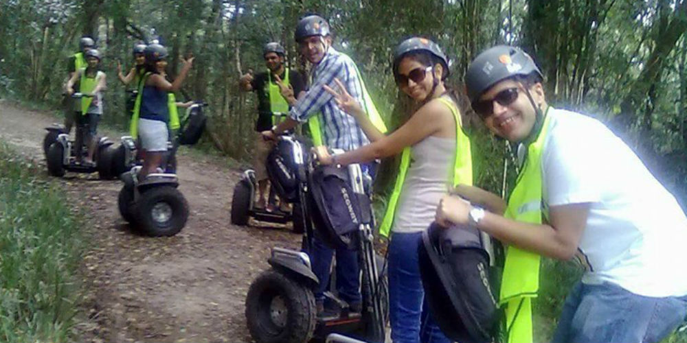 Wilderness Segway Tours - Wilderness South Africa