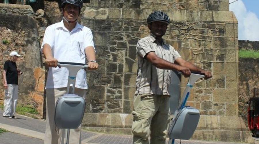Amazing Galle Rides - Ninebot and Segway Tours - Galle Sri Lanka