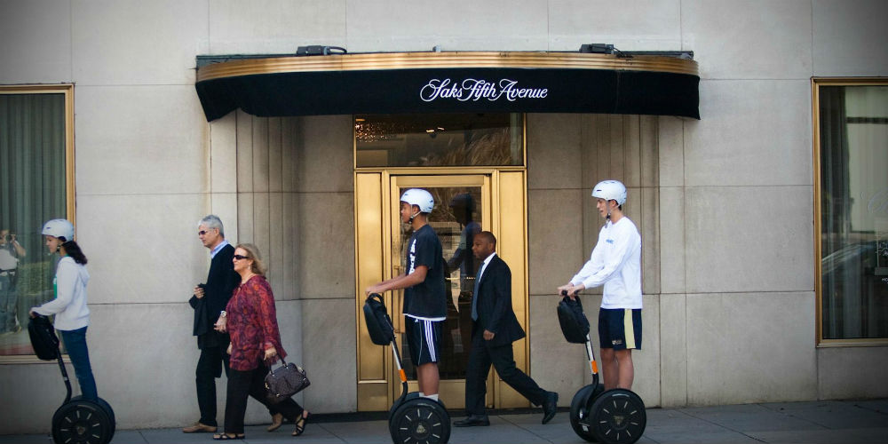 Another Side of Los Angeles Tours - Segway Tours - Los Angeles California