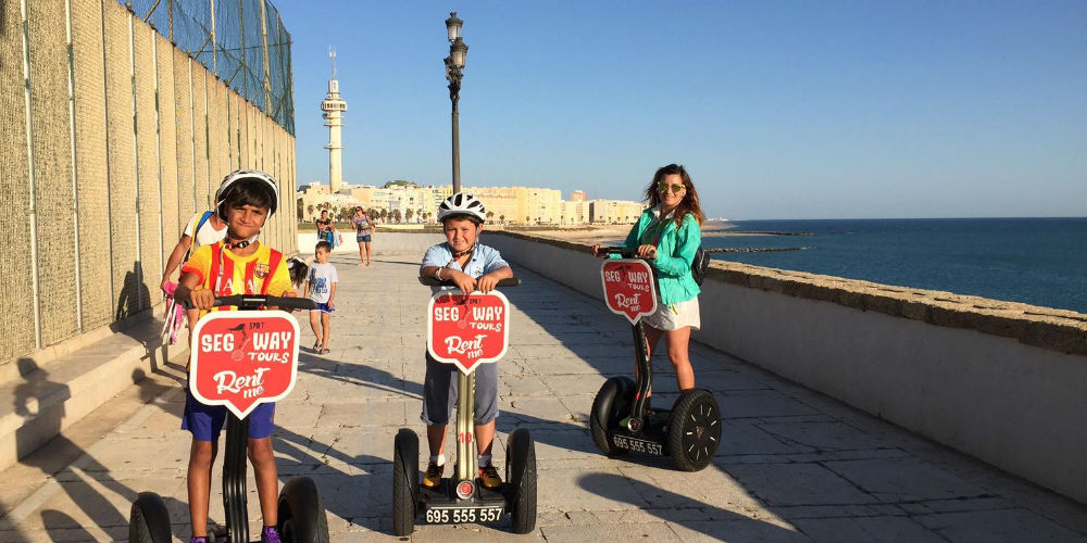 Segway Spot - Segway Rentals - Cadiz Spain