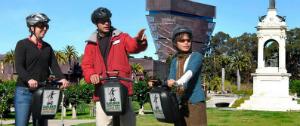 Golden Gate Park Segway Tours San Franciso