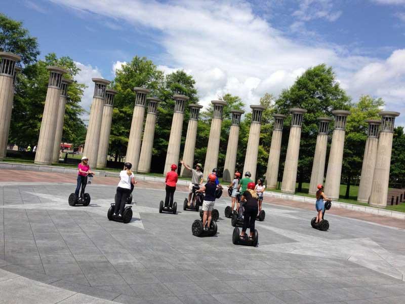 I Ride Nashville Segway Tours -  Nashville Tenneseee