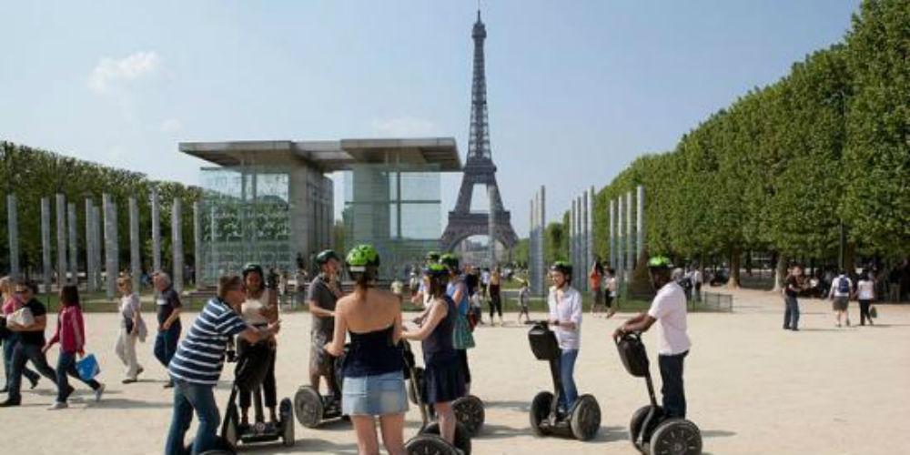 Mobilboard Segway Tours - Paris France