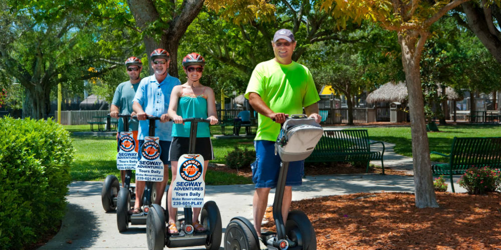 Naples Segway Adventures - Naples Florida