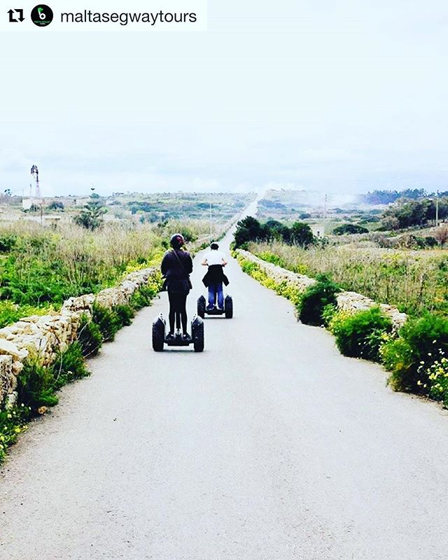 Our idea of the perfect road trip this summer! Malta 🇲🇹 is looking like the road that should be travelled. Check out @maltasegwaytours  Find your favorite destination @segwayworldwide .  @maltasegwaytours ・・・ the