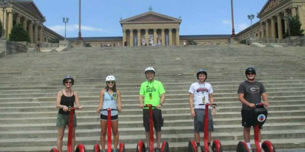 Philly By Segway - Philadelphia Pennsylvania