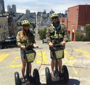 Private Segway Tours in San Francisco