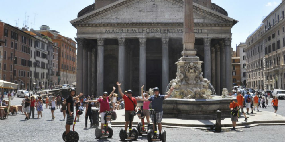 Rome by Segway - Rome Italy
