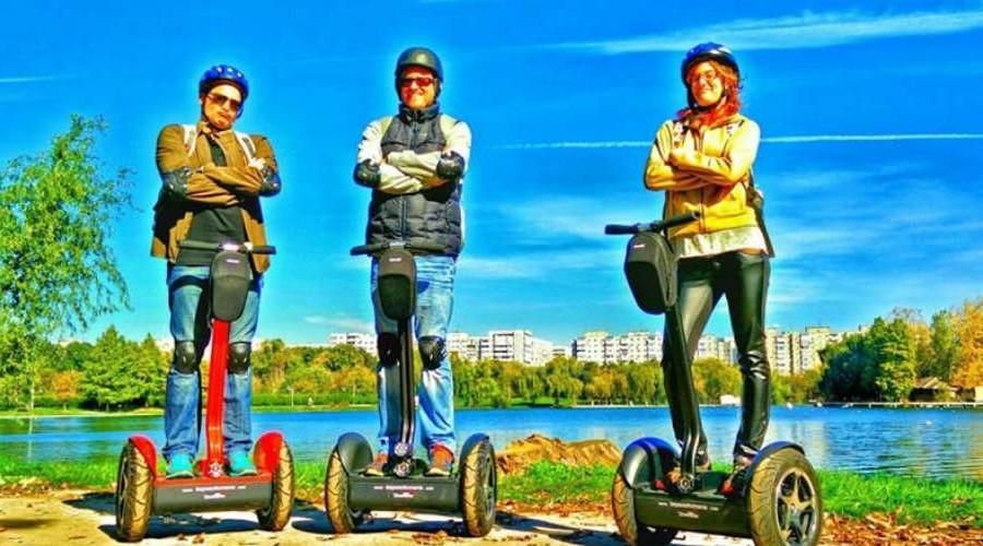 Segway Romania Tours - Bucharest Romania