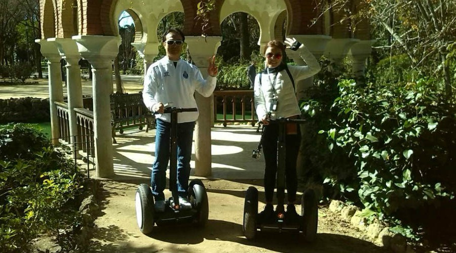Segway & Bike Tours - Seville Spain